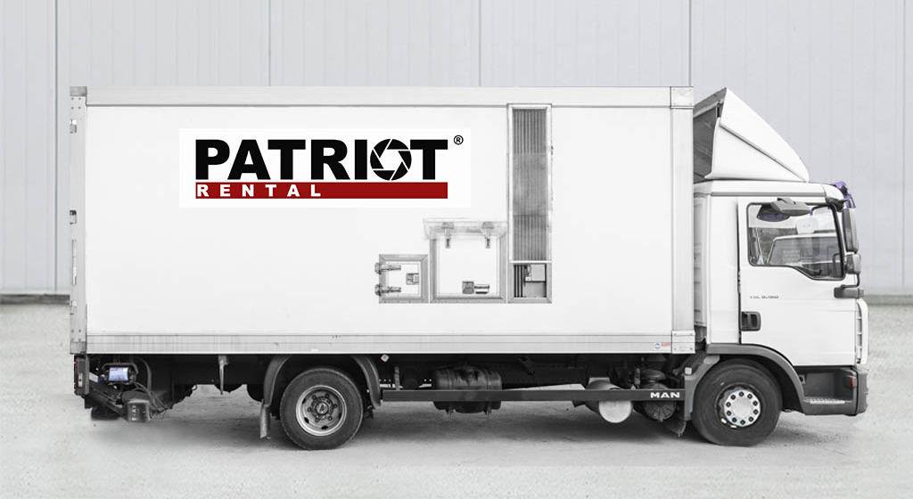 Power Generator 30 kW + Lighting Truck #27