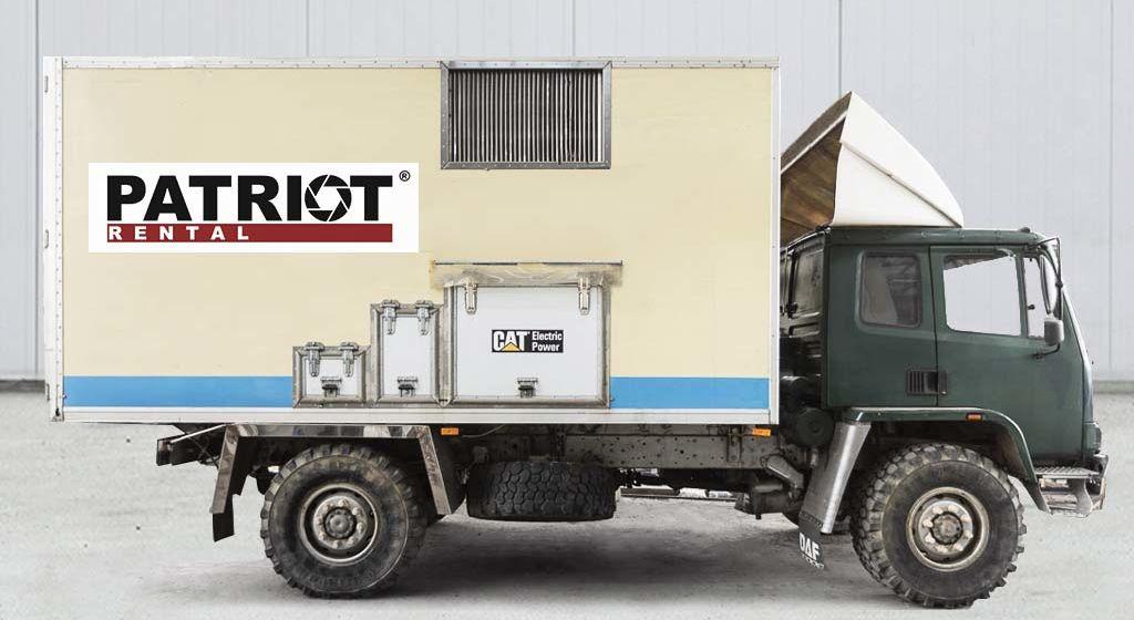Генератор 130 кВт Позашляховик #21
